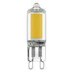 Лампа светодиодная свеча светодиодная LED G9 3,5W 3000K (940422)