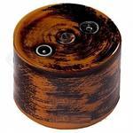 Розетка R/TV-Sat оконечная дух старины керамика BIRONI В1-305-DS
