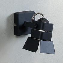 CL526512S Рубик Черный Св-к Нас.-Потол.