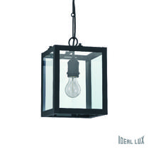 подвесной IDEAL LUX IGOR SP1 NERO 092850