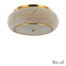 потолочный IDEAL LUX PASHA PL10 ORO 100791