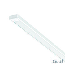 Аксессуары IDEAL LUX PROFILO STRIP LED A VISTA BIANCO 124131