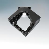 004627 Светильник LED 3W ХРОМ/ЧЕРНЫЙ