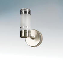 730114 Светильник влагозащищенный WL401 G9 IP44 QT14 max 25W CHROME