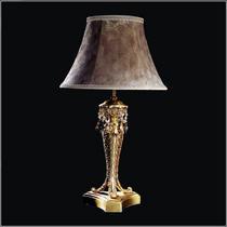 786922 (MT500006-1) Настольная лампа AMPOLLO 1х40W E27