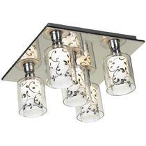 Потолочный светильник lussole lsj-0307-05