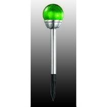 357209 NT15 042 зелёный Садовый светильник в землю (2 штуки в комплекте!!!) IP65 1LED 0,05W SOLAR