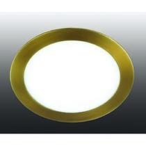 357290 NT16 284 светлая бронза Встраиваемый светодиодный светильник IP20 75LED 15W 220-240V LANTE