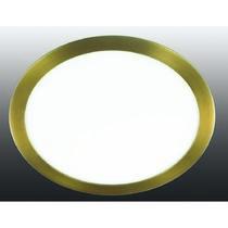 357292 NT16 284 светлая бронза Встраиваемый светодиодный светильник IP20 120LED 24W 220-240V LANTE