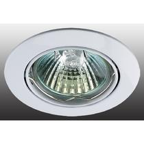 369100 NT09 247 белый свет Встраиваемый ПВ светильник GX5.3 50W 12V CROWN