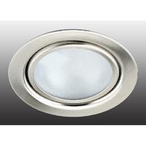 369120 NT09 261 ник/янтарный Встраиваемый НП светильник G4 20W 12V FLAT