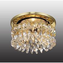 369335 NT09 185 золото/прозрачный Встраиваемый светильник IP20 GX5.3 50W 12V FLAME2