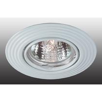 369434 NT10 253 белый свет Встраиваемый ПВ светильник IP20 GX5.3 50W 12V ANTIC