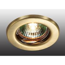 369700 NT12 257 бронза Встраиваемый НП светильник IP20 GX5.3 50W 12V CLASSIC