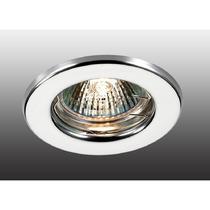 369702 NT12 257 хром Встраиваемый НП светильник IP20 GX5.3 50W 12V CLASSIC