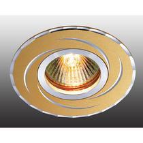 369769 NT12 259 золото Встраиваемый светильник IP20 GX5.3 50W 12V VOODOO