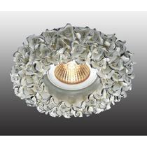 369950 NT14 172 белый/серебро Встраиваемый светильник IP20 GX5.3 50W 12V FARFOR