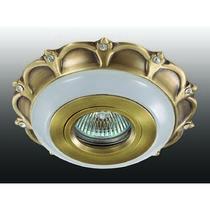 370034 NT15 125 светлая бронза Встраиваемый светильник IP20 GX5.3 50W 12V ASTER