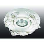370038 NT15 170 белый/серебро Встраиваемый светильник IP20 GX5.3 50W 12V FARFOR