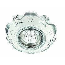 370314 NT17 000 белый/хром Встраиваемый стандартный светильник GX5.3 50W 12V FORZA