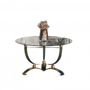 Стол золотой MM Lampadari