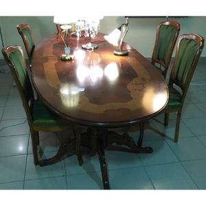 комплект стол + 4 стула