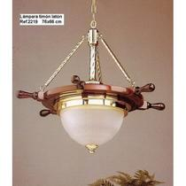 потолочный светильник в морском стиле Gineslamp 2219 LB (Испания)