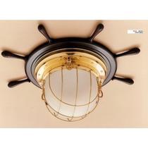 потолочный светильник в морском стиле Gineslamp 961 (Испания)
