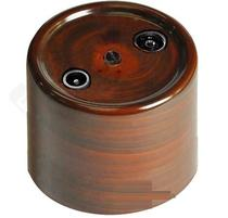 Розетка R/TV-Sat проходная императорский бамбук керамика BIRONI В1-304-IB