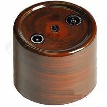 Розетка R/TV-Sat оконечная императорский бамбук керамика BIRONI В1-305-IB