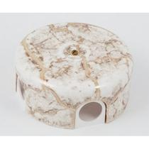 Распределительная коробка 110мм мрамор керамика BIRONI B1-522-09