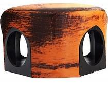 Распределительная коробка 110мм дух старины керамика BIRONI B1-522-DS