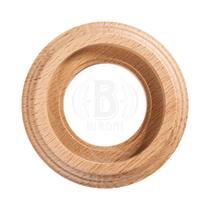 Рамка одноместная натурэль дерево BIRONI BF1-610-10