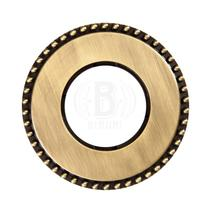 Рамка одноместная бронза металл BIRONI BF8-610-32
