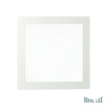 потолочный IDEAL LUX GROOVE FI1 30W SQUARE 3000K 124025