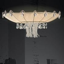 люстра потолочная 8100/P beige Lamp international