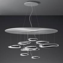 1367110A MERCURY LED  inox dim sospensione  подвесной светильник Artemide