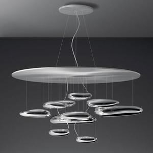 1367110A MERCURY LED  inox dim sosp Artemide